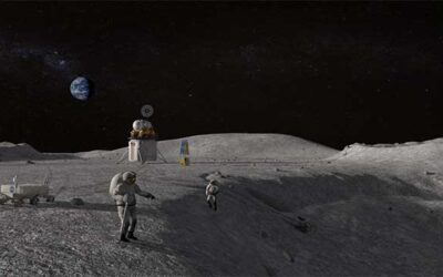 NASA's Artemis program will need lunar spatial reference system